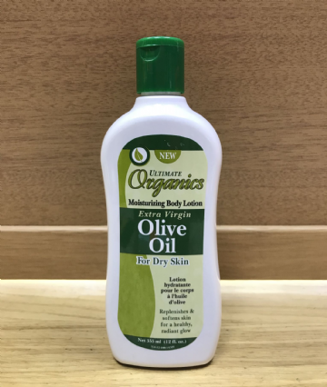 Ultimate Organics Olive Oil Body Lotion - 355ml
